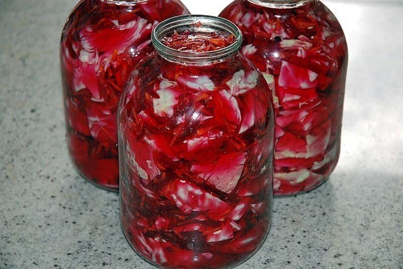 Салат со свеклой на зиму рецепты с фото
